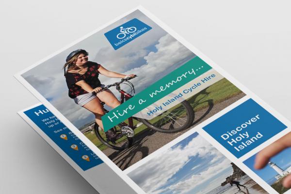 Cybi Bikes Leaflet